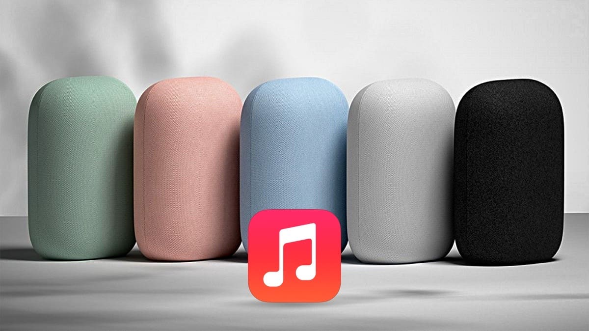 Apple Music support added to Google's smart speaker and display ranges