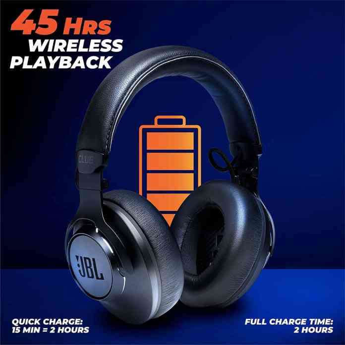 Last few hours to get JBL Club One Wireless headphone at Rs.8,999 instead of Rs.21,999_TechnoSports.co.in