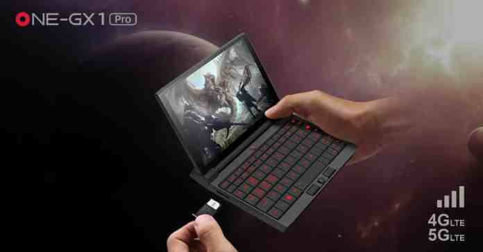 OneGx1 Pro mini gaming laptop with Core i7-1160G7, 16GB DDR4 RAM & Iris Xe graphics is here