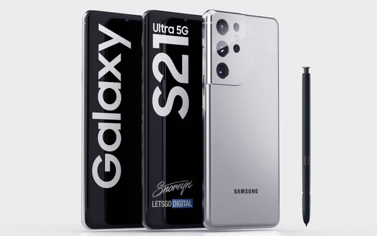 The Phantom Silver Galaxy S21 Ultra Is Stunning!