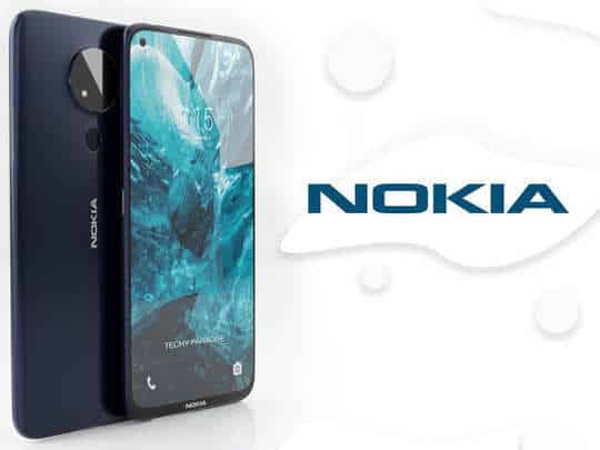 Nokia 5.4 spotted on FCC certification reveals the design - TechnoSports