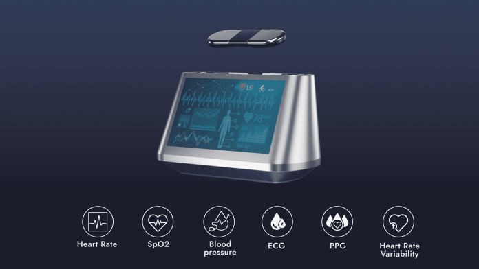 ICON.AI launches World's First Smart Healthcare Device to protect your health at CES 2021
