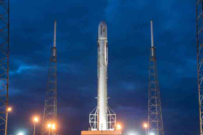 SpaceX launches record 143 satellites in a cosmic rideshare program