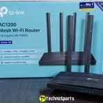 TP-Link Archer A6 Smart WiFi – 1_TechnoSports.co.in