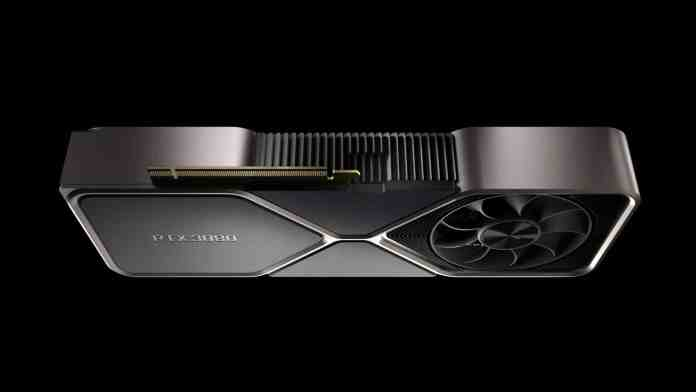 The NVIDIA GeForce RTX 3080 Ti with 12GB GDDR6X memory could launch in April