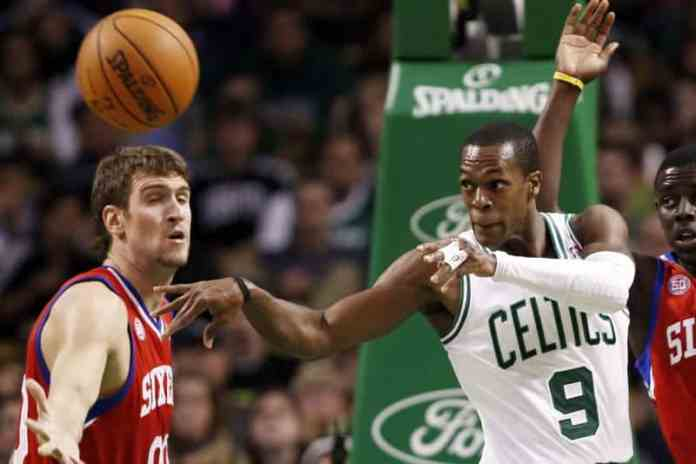 Rajon Rondo in one of the most elite passing point guards in the league's history.