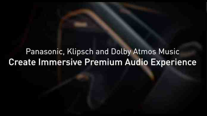 Panasonic, Klipsch and Dolby Atmos to collaborate for new audio design in vehicles