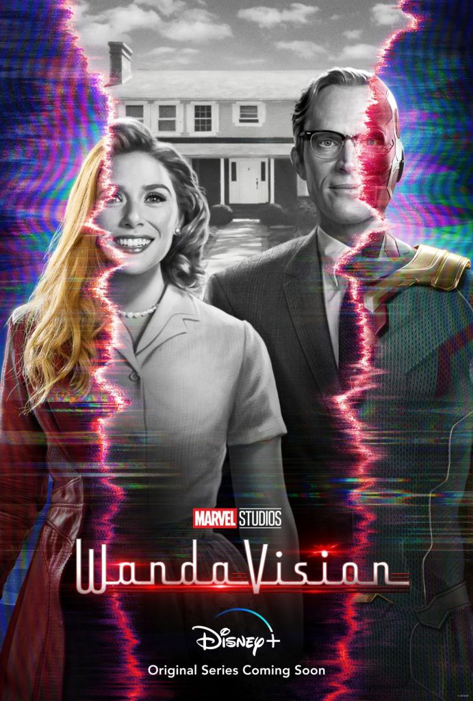 WandaVision Diney+ web series review