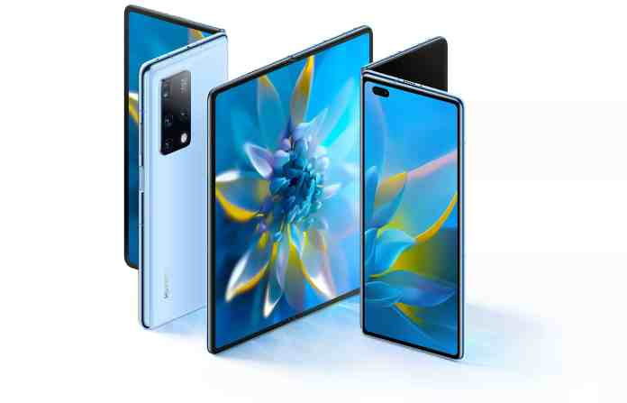 Huawei Mate X2 foldable launched in China with some crazy specifications