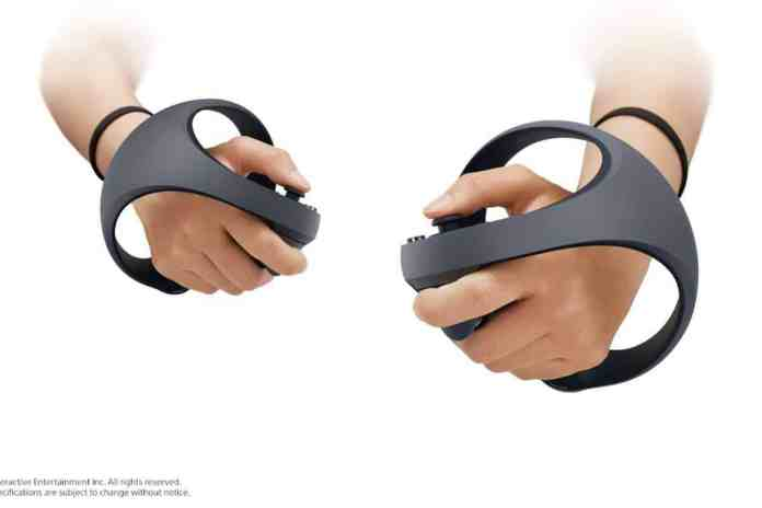 Sony unveils its new VR controllers for PS5