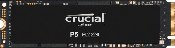 Deal: Crucial P5 1TB 3D NAND NVMe Internal SSD discounted to ₹ 13,350