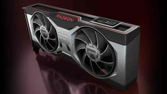 AMD's Radeon RX 6700 XT does not out-perform RTX 3070