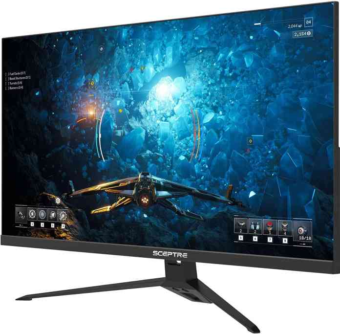Sceptre 27-inch IPS Gaming Monitor with 165Hz refresh rate & AMD FreeSync available for just $249.98