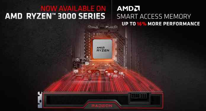 Resizable Bar support now comes to AMD Ryzen 3000 CPUs
