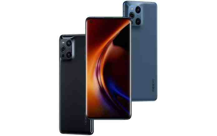 OPPO Find X3 Pro, Find X3 Neo, Find X3 Lite launched globally