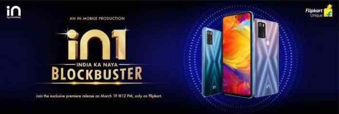 Micromax In 1 official first look is here, will be available via Flipkart