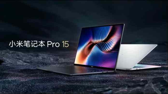 Xiaomi unleashes its new Mi Notebook 15 and 14 Pro powered by Tiger Lake