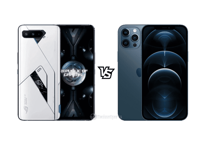 ASUS ROG Phone 5 Ultimate vs Apple iPhone 12 Pro Max: Battle of the Bests!