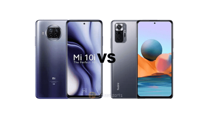 Redmi Note 10 Pro Max vs Mi 10i 5G: Which one you should buy now?