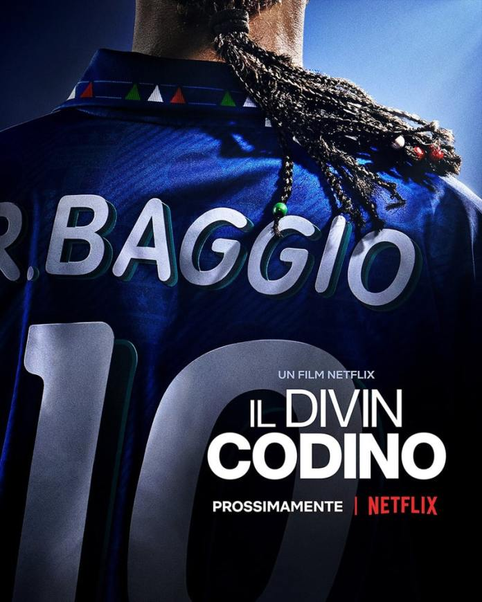 Netflix has released the Official Teaser of 'Baggio: The Divine Ponytail'
