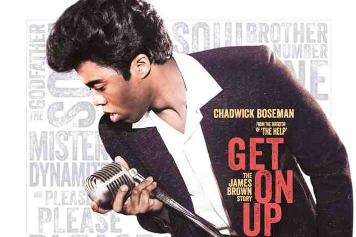 Chadwick Boseman's Latest film 'Get on Up' aired on Netflix US