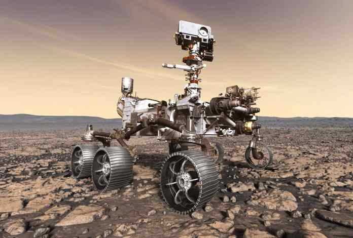 NASA's latest Mars rover is powered by a 1998 iMac Processor
