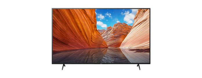 Sony Bravia X80AJ, X74, and W820 Android TVs launching on Amazon India