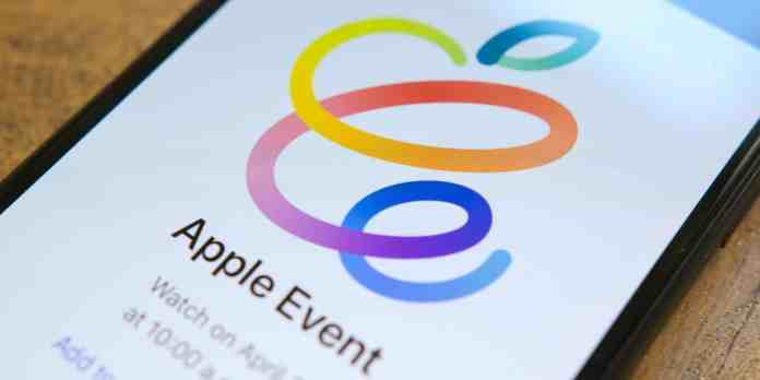 Apple April Event 2021 - When and How to watch in India_TechnoSports.co.in