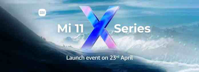 Mi 11X and Mi 11X Pro prices tipped ahead of April 23 launch