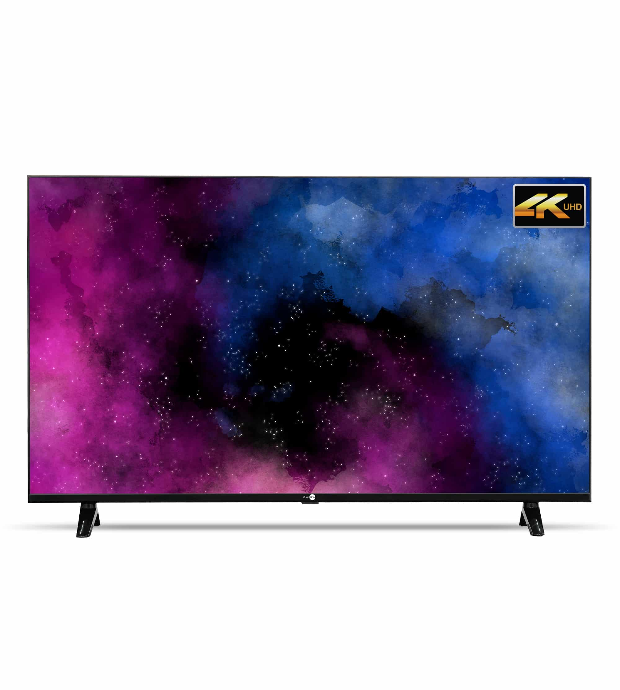 Daiwa 4K UHD Smart TV with 50-inch (126cm), frameless display, launched in India, priced at Rs.  39.990 / – TechnoSports