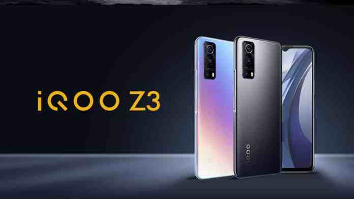 iQOO Z3 India launch seems imminent as device found registered on IMEI database