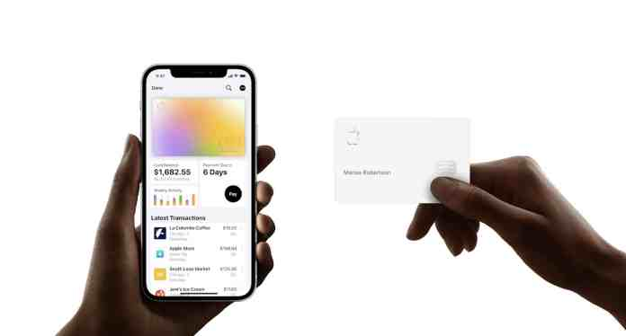 Apple Card Family allows your Family Sharing group to use your credit card