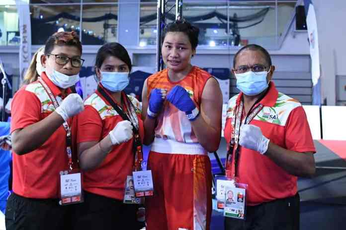 Eight Indian Boxers storm into the finals at AIBA Youth Men's and Women's World Championships