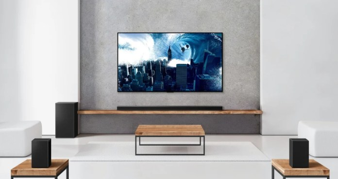 LG launches five new high-quality Soundbars with Dolby Atmos and DTS