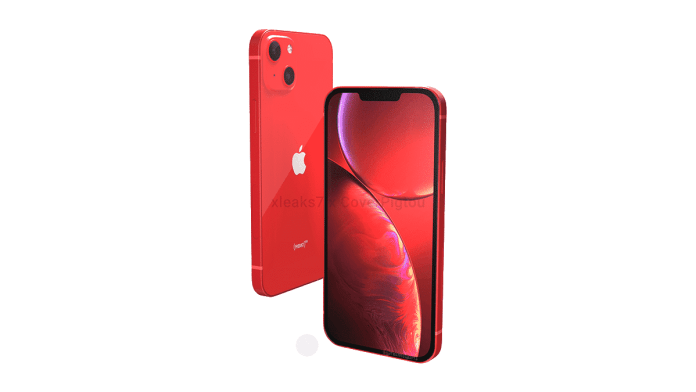 Apple iPhone 13 (Red) first look along with 4K video