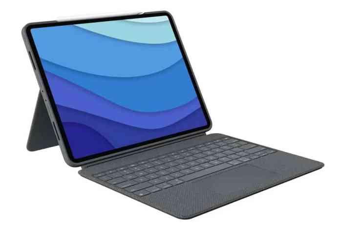 Logitech brings a cheaper Magic Keyboard alternative for the new Apple iPad Pro