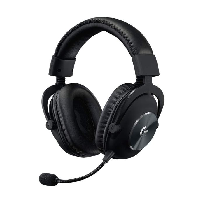 Logitech G PRO X Gaming Headset with 7.1 surround sound available for ₹ 13,995