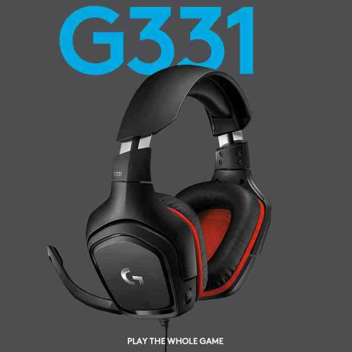 Deal: Logitech G 331 Gaming Headset discounted to ₹ 3,995