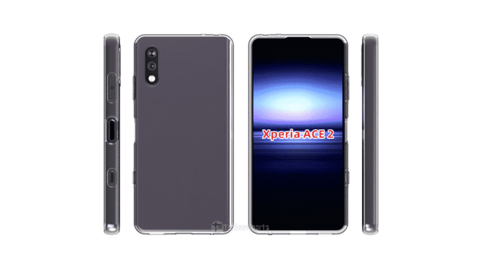 Sony Xperia Ace 2 first look via case rendering