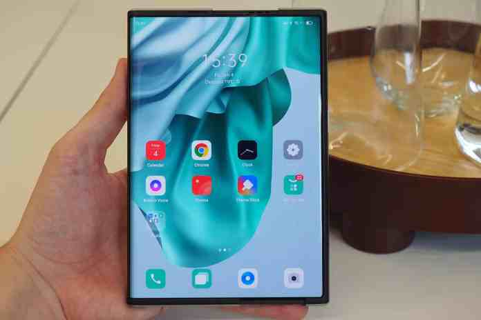 iQOO, Samsung and Vivo filed trademarks for foldable and other types of devices
