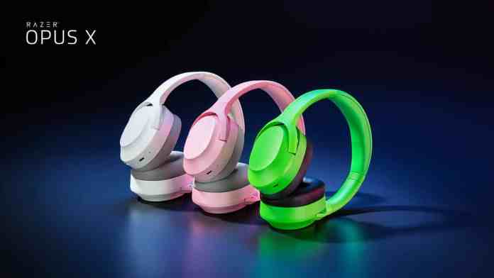 Razer launches new Opus X Wireless Headphone with ANC targeting Mobile Gaming Community