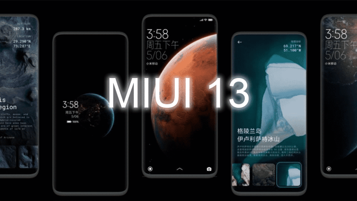 MIUI 13 tipped to be accessible for all the Xiaomi phones released in the past two years
