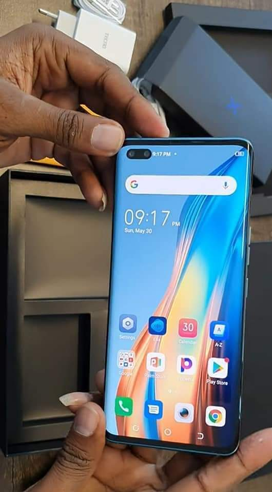 Tecno Phantom X images leaked , may come with Helio G95 and triple rear camera setup
