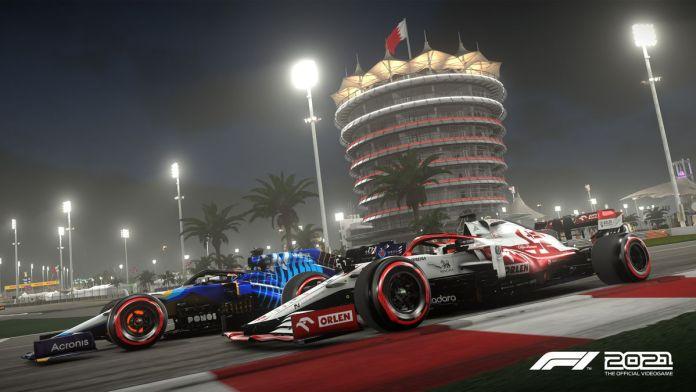 Codemasters bringing F1 2021's New Story Mode – 'Braking Point'