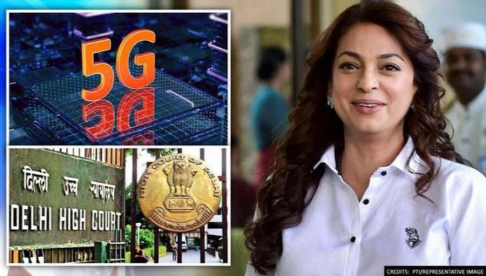 Delhi HC lawsuit against 5G rollout by Indian Celebrity is dismissed and fined Rs.20 Lakh
