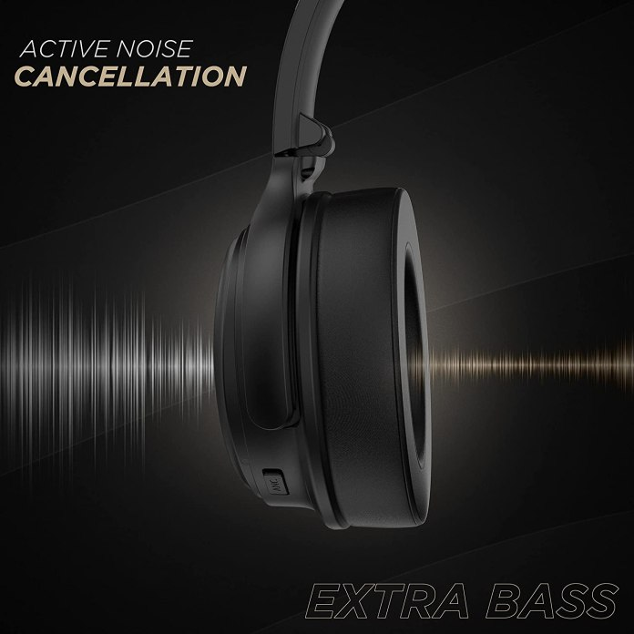 Boult Audio ProBass Anchor ANC Wireless Headphone now available for Prime members