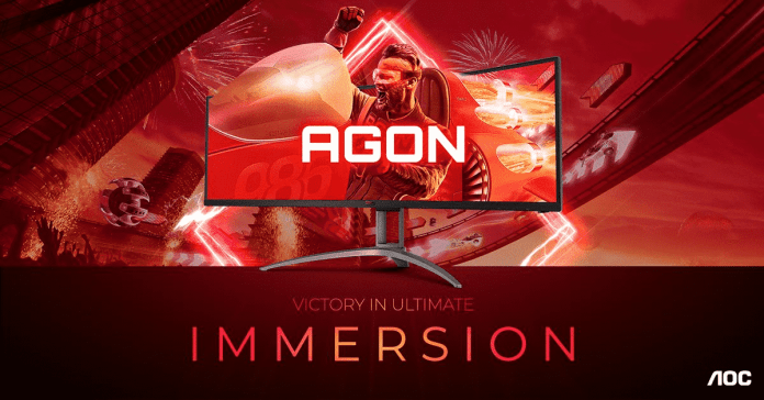 """AGON launches new 49"""" curved AG493UCX2 and AG493QCX monitors"""