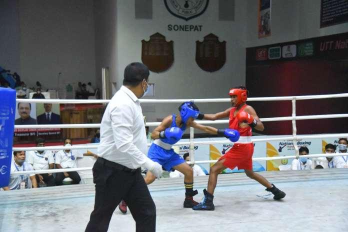 Mahi Raghav cruises into final at 4th Junior Girls National Boxing Championships