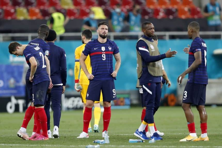 Can you hear the drumlines rattling? Euro 2020 French National Team Had Internal Issues And Altercations Technosports