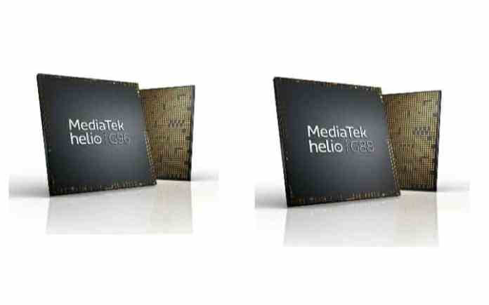 MediaTek Helio G96 and Helio G88 launched with 120Hz and 90Hz display support